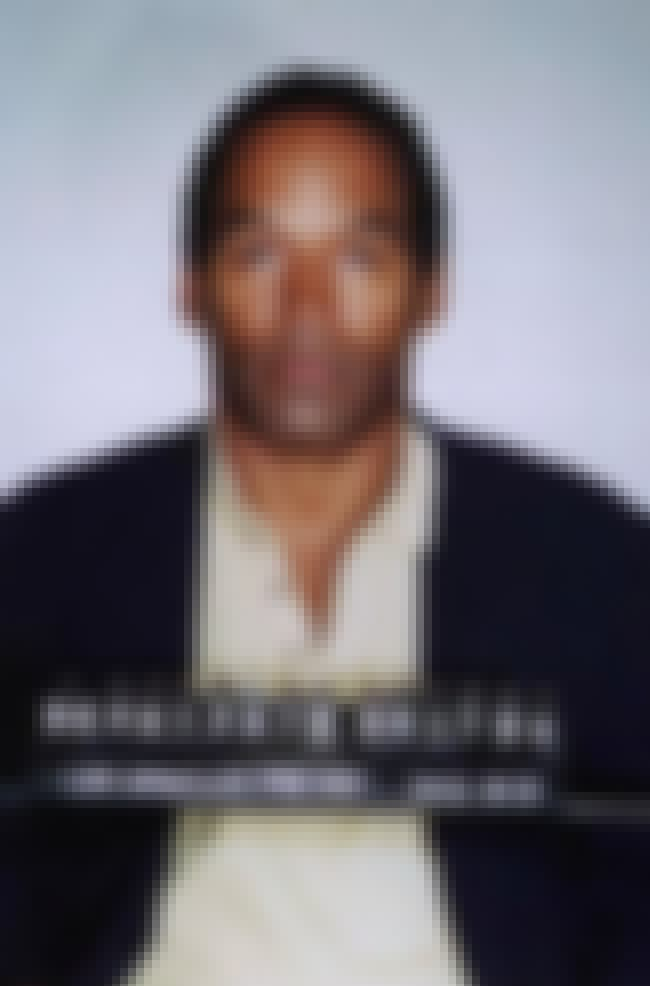O. J. Simpson is listed (or ranked) 4 on the list The 10 Most Notable Murders In American History