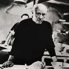 Pablo Picasso is listed (or ranked) 2 on the list List of Famous Printmakers