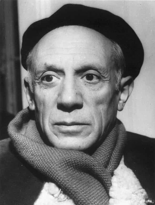 Pablo Picasso is listed (or ranked) 3 on the list Famous Scorpio Celebrities