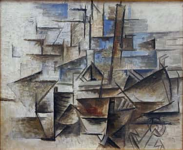 Pablo Picasso is listed (or ranked) 1 on the list Famous Cubist Artists, Ranked