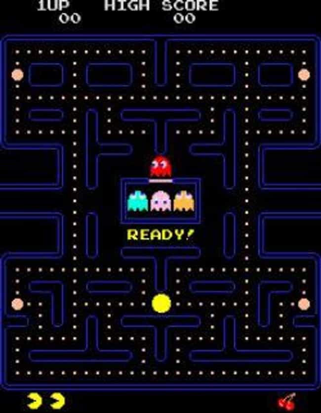 Pac-Man is listed (or ranked) 1 on the list What Was The Most Popular Video Game The Year You Were Born?