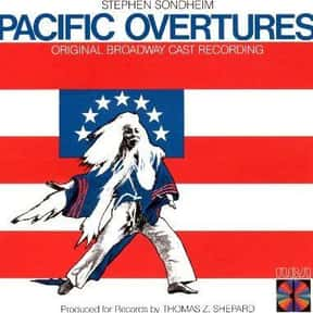 Pacific Overtures is listed (or ranked) 22 on the list The Best Broadway Musicals of the '70s