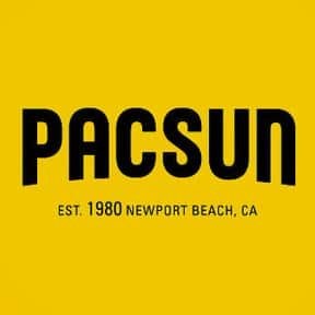 PacSun is listed (or ranked) 16 on the list The Best Fast Fashion Brands