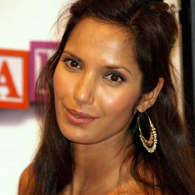 Padma Lakshmi is listed (or ranked) 2 on the list Famous People who Majored in Theatre Arts