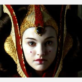 Padmé Amidala is listed (or ranked) 4 on the list The Greatest Fictional Queens