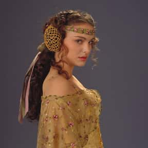 Padmé Amidala is listed (or ranked) 6 on the list The Greatest Pregnant Characters in Film