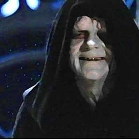 Palpatine is listed (or ranked) 14 on the list Vader to Binks: Best to Worst Star Wars Characters