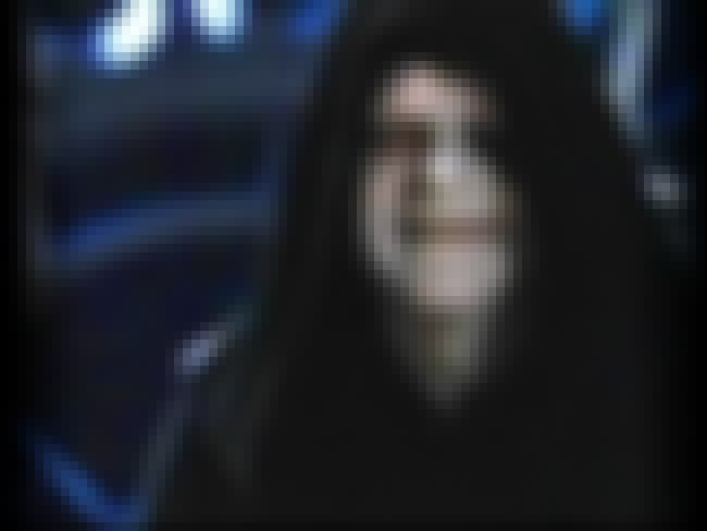 Palpatine is listed (or ranked) 3 on the list Ranking The Most Powerful Star Wars Characters