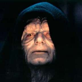 Palpatine is listed (or ranked) 9 on the list The Greatest Movie Villains Of All Time