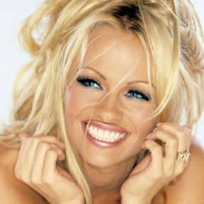 Pamela Anderson is listed (or ranked) 4 on the list Golden Apple Sour Apple Award Winners