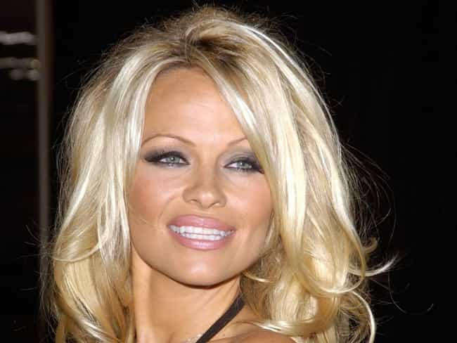 Pamela Anderson is listed (or ranked) 3 on the list 23 Celebs Who Are Saving the Environment