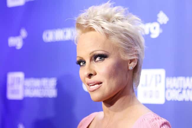 Pamela Anderson is listed (or ranked) 3 on the list 11 Celebrities Who Probably Got Married Drunk