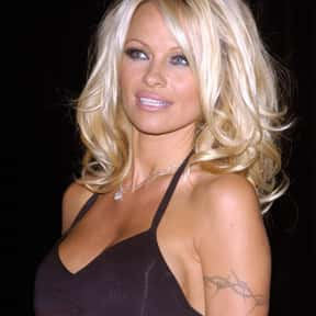 Pamela Anderson is listed (or ranked) 1 on the list List of Famous Activists