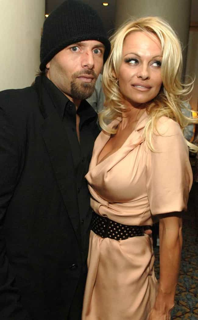 Pamela Anderson is listed (or ranked) 4 on the list 31 Celebrities Who Married the Same Person Twice