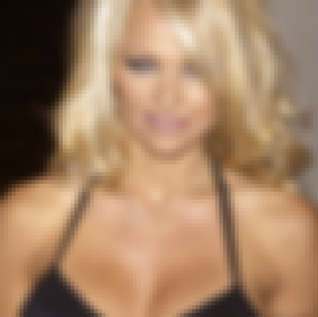 Pamela Anderson is listed (or ranked) 8 on the list 39 Celebrities Caught with Sex Tapes