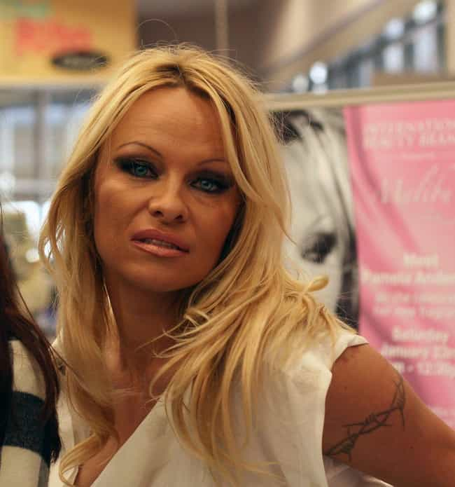Pamela Anderson is listed (or ranked) 8 on the list Celebrities Who Were Abused