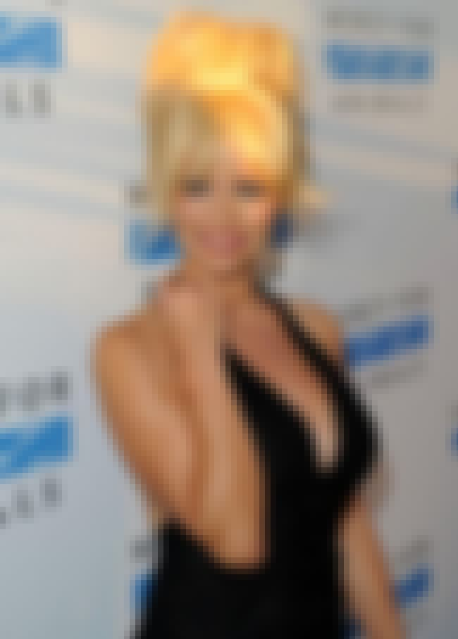 Pamela Anderson is listed (or ranked) 3 on the list Women Who Usher Has Dated