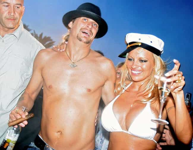 Pamela Anderson is listed (or ranked) 2 on the list 24 of the Wackiest Celebrity Wedding Gowns