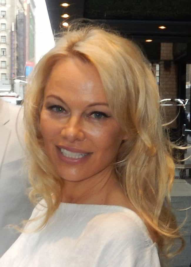 Pamela Anderson is listed (or ranked) 1 on the list 32 Famous People with Hepatitis C
