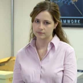 Pam Halpert is listed (or ranked) 9 on the list Which Sitcom Character Would You Want to Quarantine With?