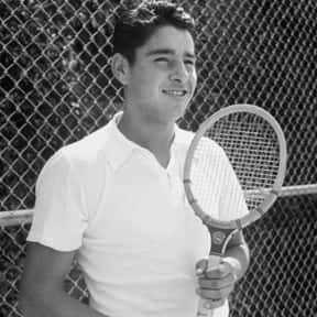 Pancho Gonzales is listed (or ranked) 1 on the list The Best Men's Tennis Players of the 1950s