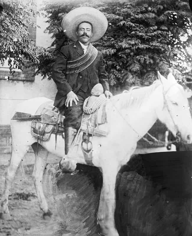 Pancho Villa is listed (or ranked) 1 on the list 12 Incredible Mexican Revolutionaries You've Probably Never Heard About