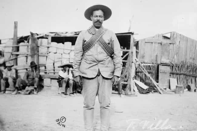 Pancho Villa is listed (or ranked) 1 on the list 11 Infamous Outlaws Who Wound Up Working For The Man In The End