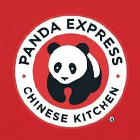Panda Express is listed (or ranked) 15 on the list The Best Fast Food Chains