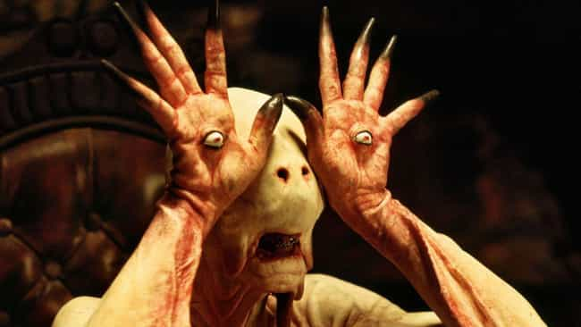 Pan's Labyrinth is listed (or ranked) 7 on the list Horror Movies That Should Have Won The Oscar For Best Picture