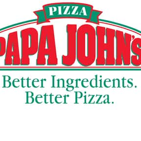 Papa John's Pizza is listed (or ranked) 24 on the list The Best Fast Food Chains