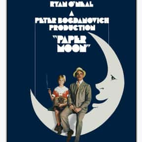 Paper Moon is listed (or ranked) 15 on the list The Best Father-Daughter Movies