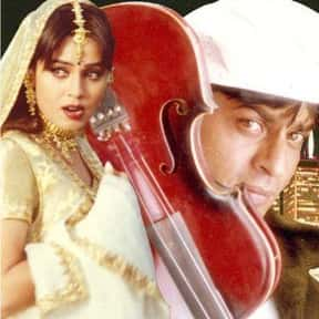 Pardes is listed (or ranked) 20 on the list The Best Shah Rukh Khan Movies
