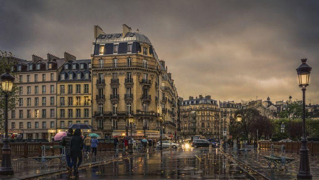 Random Most Beautiful Cities in Europe