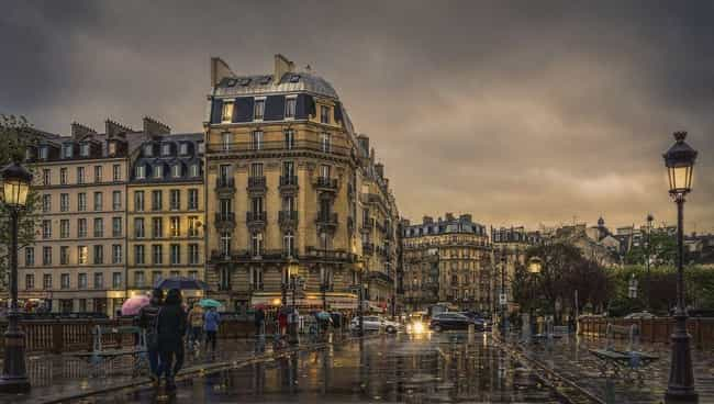 Paris is listed (or ranked) 3 on the list The Most Beautiful Cities in Europe