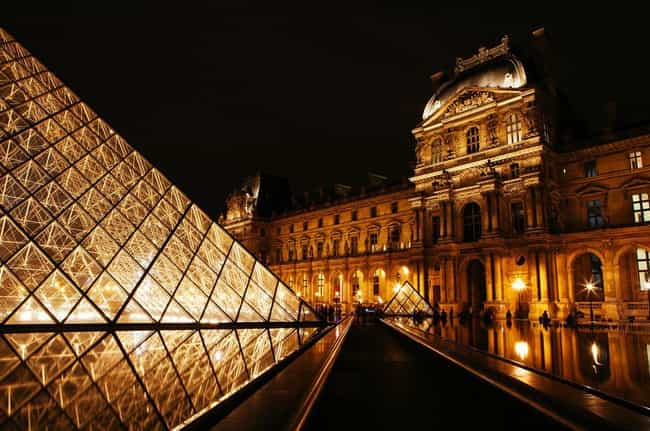 Paris is listed (or ranked) 2 on the list The Best World Cities for Artists