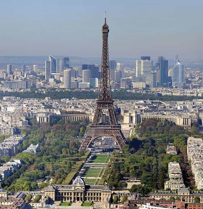 Paris is listed (or ranked) 4 on the list Cities You Most Want To Visit