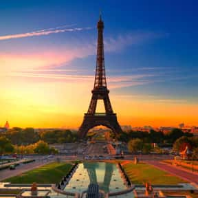 Paris is listed (or ranked) 6 on the list The Best Gay Travel Destinations