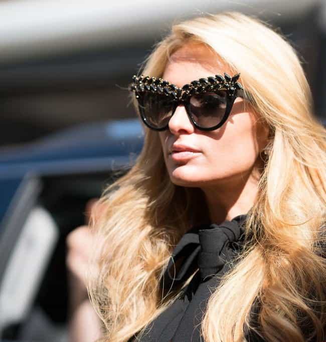 Paris Hilton is listed (or ranked) 1 on the list 13 Celebrities Who Are Heirs