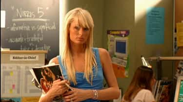 Paris Hilton is listed (or ranked) 1 on the list All The Insanely Famous People Who Guest Starred On Veronica Mars