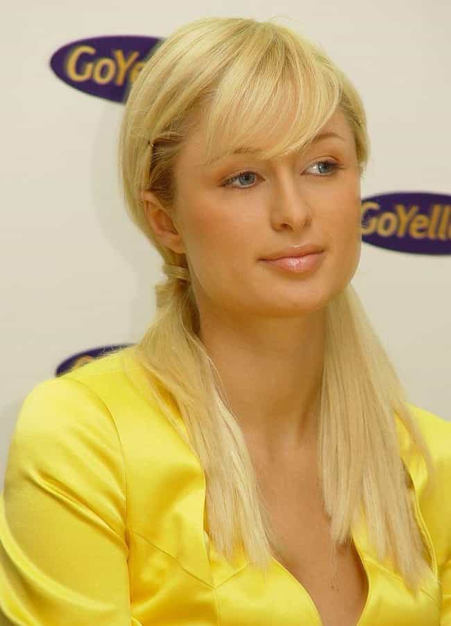 Paris Hilton is listed (or ranked) 3 on the list Women Who Andy Roddick Has Dated