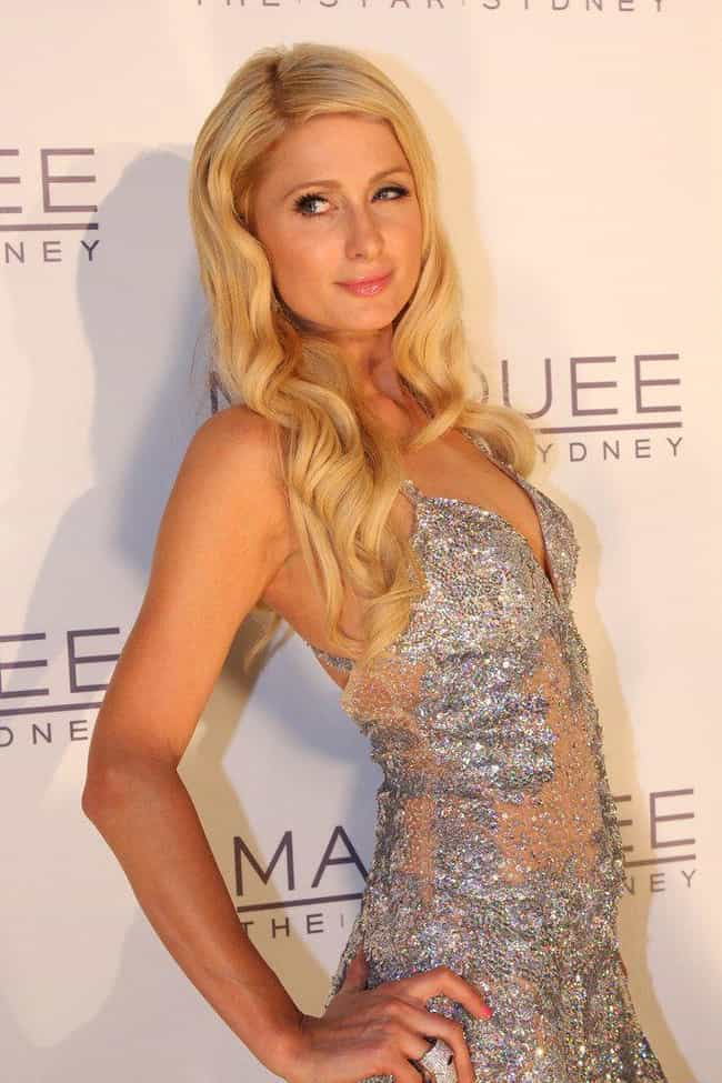 Paris Hilton is listed (or ranked) 3 on the list Celebrities with Crazy Hobbies