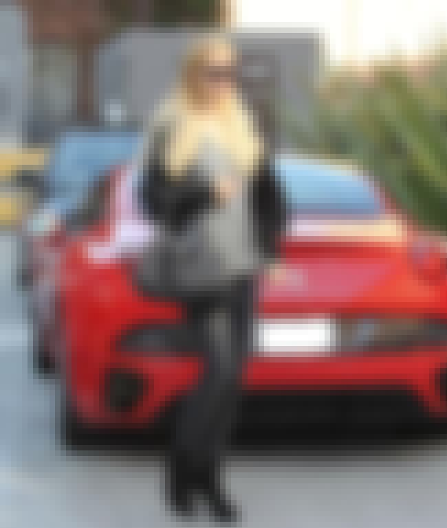 Paris Hilton is listed (or ranked) 3 on the list Famous People Who Own Ferraris