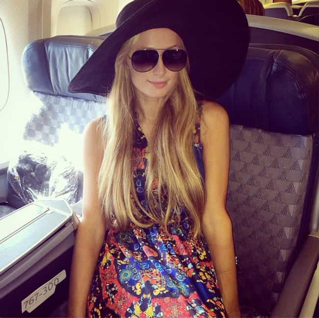 Paris Hilton is listed (or ranked) 4 on the list The Most Embarrassing Celebrity Photoshop Fails