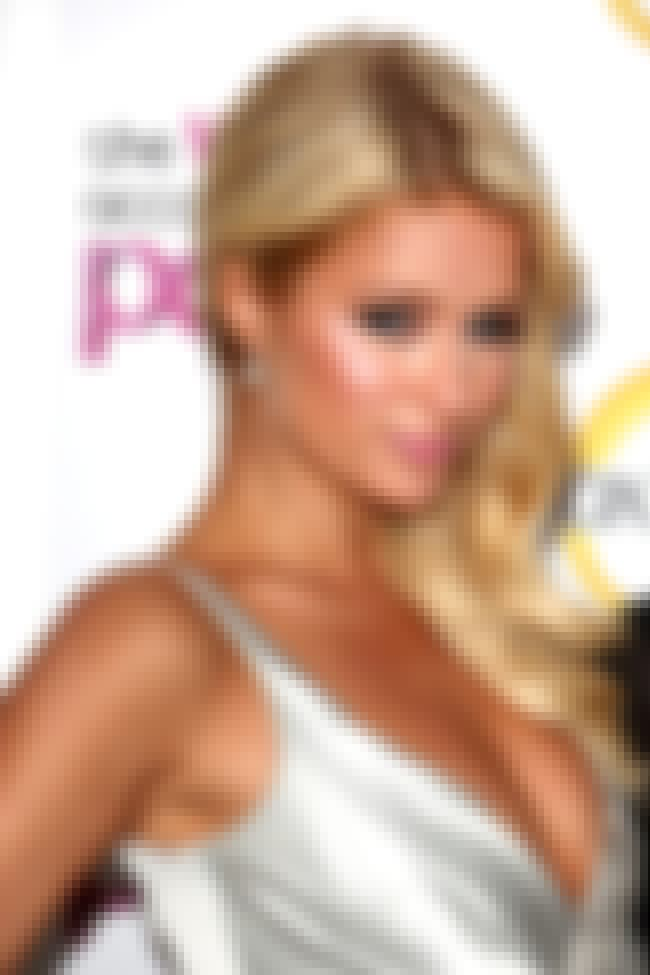 Paris Hilton is listed (or ranked) 1 on the list List of Famous Disc Jockeys