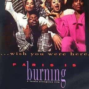 Paris Is Burning is listed (or ranked) 13 on the list The Best LGBTQ+ Themed Movies