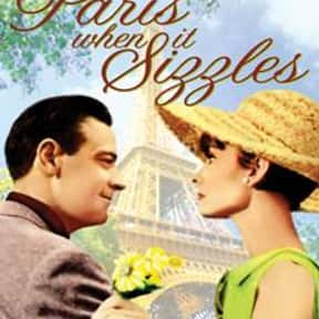 Paris When It Sizzles is listed (or ranked) 14 on the list The Best '60s Romantic Comedies