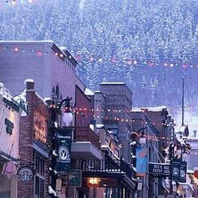 Park City is listed (or ranked) 9 on the list The Best Winter Destinations