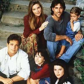 Party of Five is listed (or ranked) 11 on the list The Best Drama Shows About Families, Ranked