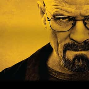 Walter White is listed (or ranked) 1 on the list The Greatest TV Characters of All Time