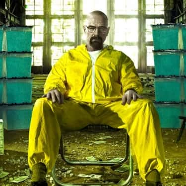 Walter White is listed (or ranked) 1 on the list The Most Well-Acted Characters of All Time